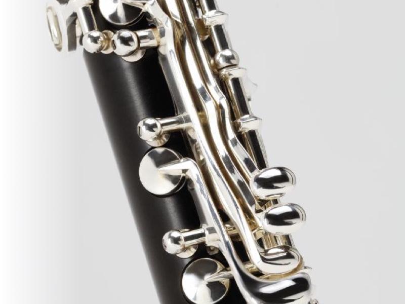 Buffet Tosca Bb 1150L-2 Grenadilla Clarinet with Silver ...