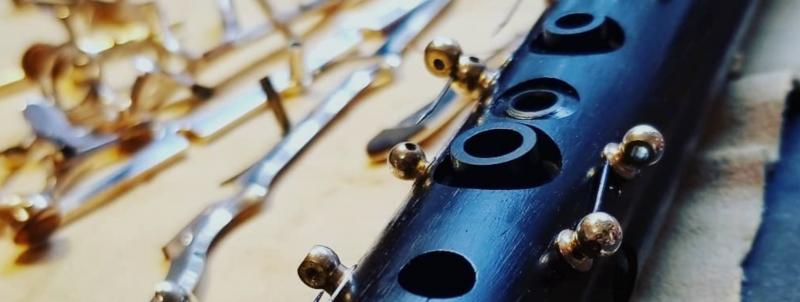 Clarinet Repair - Lisas Clarinet Shop