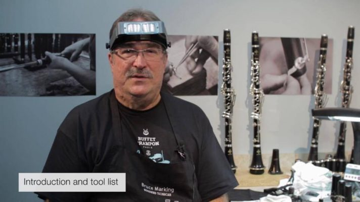 Bruce Marking, Lisas Clarinet Shop
