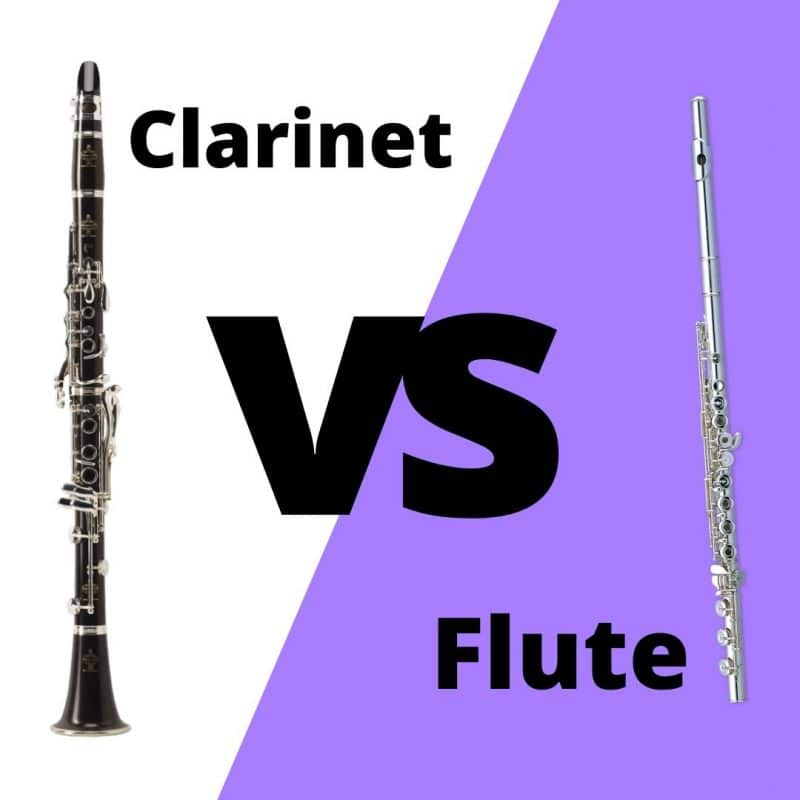 Clarinet and Flute: Similarities and Differences