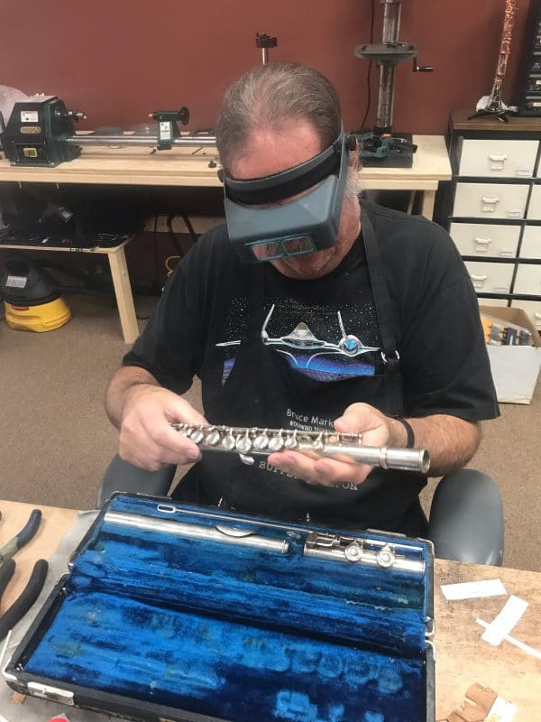 What to Look for In A Professional Flute Repair Services